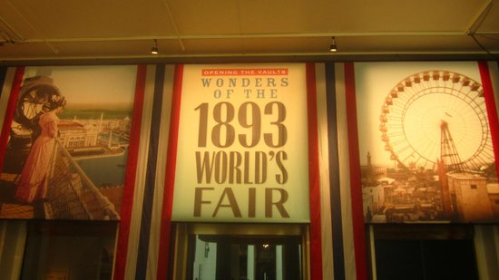 The Field Museum: World's Fair Exhibition Entrance: Could've done so much more!