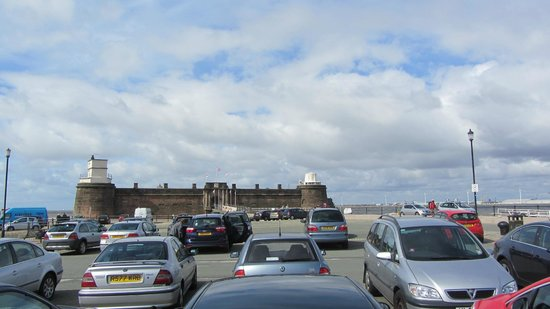 Fort Perch Rock: fort 3