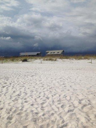 Henderson Beach State Park: Skies