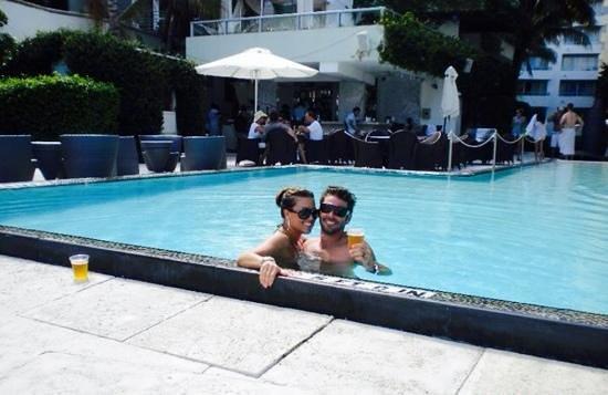 The Sagamore Hotel: poolside