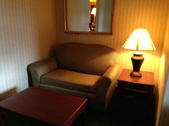 Clarion Hotel : Couch