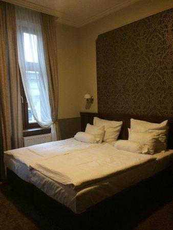 Hotel Amber Design: Nuestra habitación