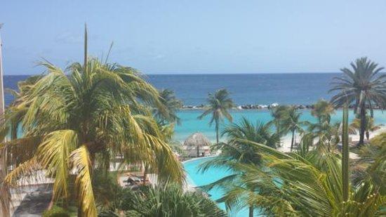 Sunscape Curacao Resort Spa & Casino: vista desde la habitación