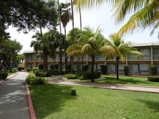 Sunscape Curacao Resort Spa & Casino: interior del hotel