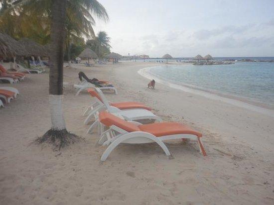 Sunscape Curacao Resort Spa & Casino: la playa