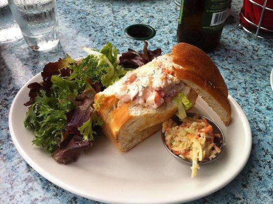 Rhubarb Restaurant: Lobster roll
