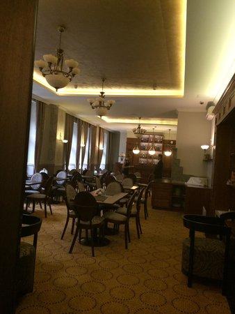 Hotel Amber Design: El comedor