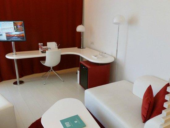 Hotel Porta Fira: bureau