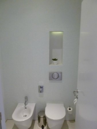 Hotel Porta Fira: wc