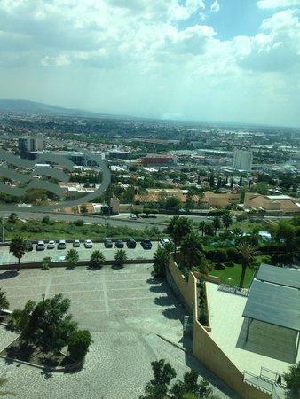 Crowne Plaza Queretaro Diamante: Vista