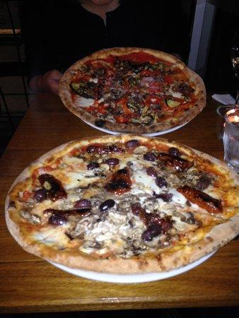 Pizza Boccone : Great Pizza!