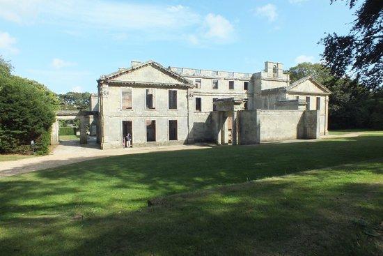 Appuldurcombe House: Old house