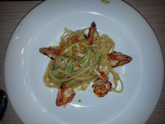 Hotel Riu Cancun: Italian restaurant