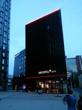 ARCOTEL Onyx: Vue extérieure de l'hôtel