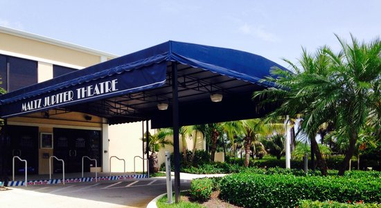 Jupiter, FL: Main Entrance