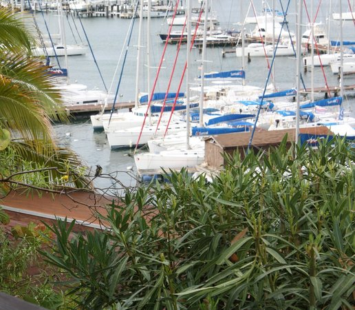 Les Balcons d'Oyster POnd : Marina