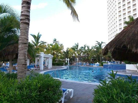 Hotel Riu Emerald Bay: otra de las albercas