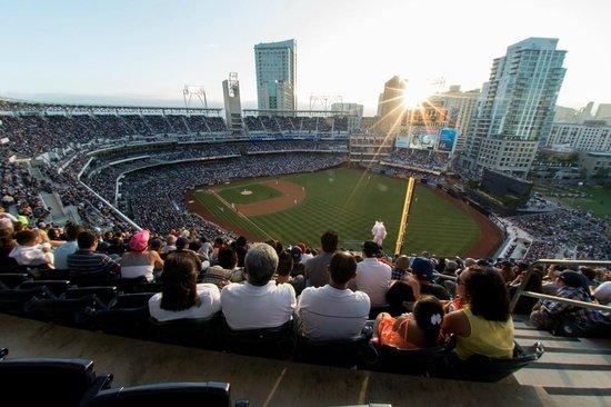 Petco Park : Padres vs Yankees, 2013