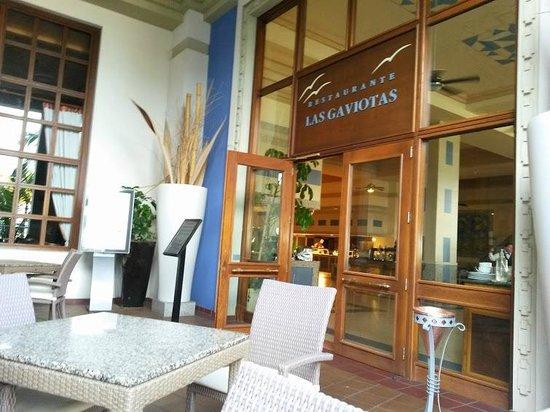 Hotel Riu Emerald Bay: Restaurant italiano o para comida
