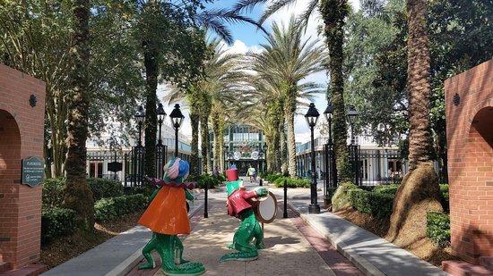 Disney's Port Orleans Resort - French Quarter: Port orleans french quarter