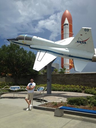 Kennedy Space Center Visitor Complex: John F. Kennedy Space Center