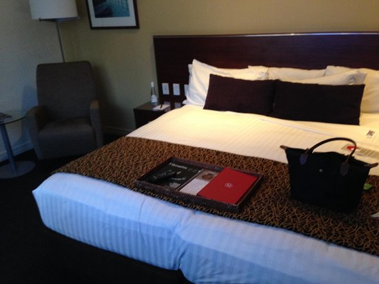 Rydges Auckland: Our room