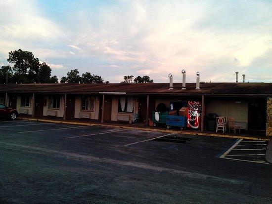 Knights Inn Maingate Kissimmee/Orlando : Hotel