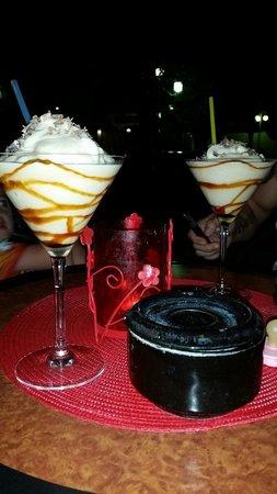 Bar Ole : Snickertini