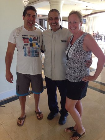 InterContinental San Juan: William- the most amazing valet in the world!