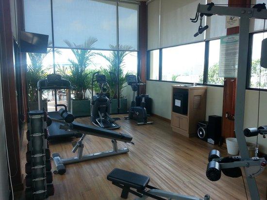 The Senses Resort: The Gym