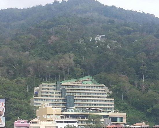 The Senses Resort: Hotel in hillside