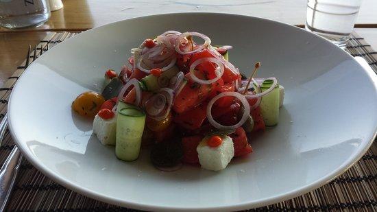 Radisson Blu Park Hotel Athens: Caprese salad