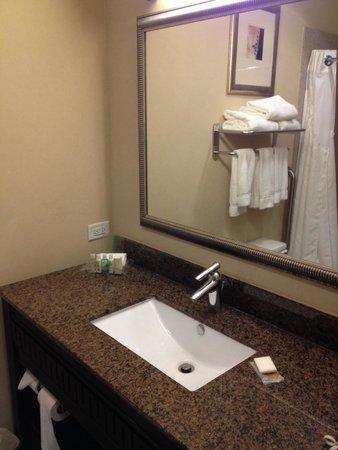 Holiday Inn Hotel & Suites Lake Charles W-Sulphur: Bath in 325