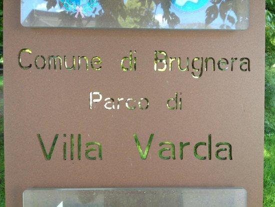 Villa Varda: Targa