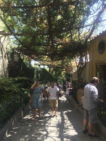 Easitalytours: positano--amalfi coast
