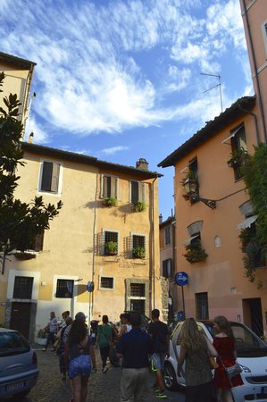 Eating Italy Food Tours: Walking the Trastevere ....