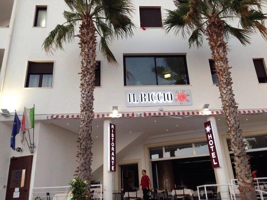 Hotel Riccio : Open