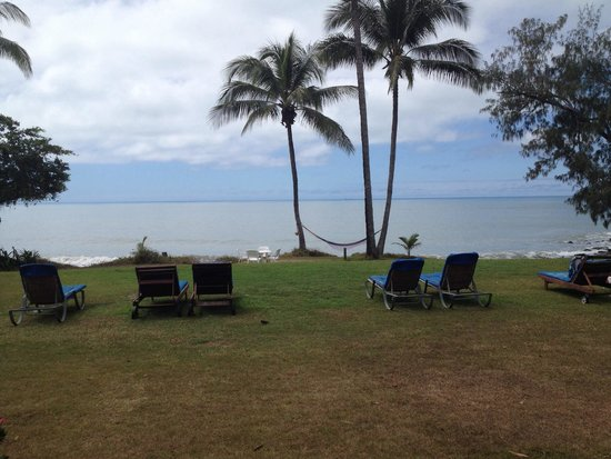 Turtle Cove Beach Resort : View from the room