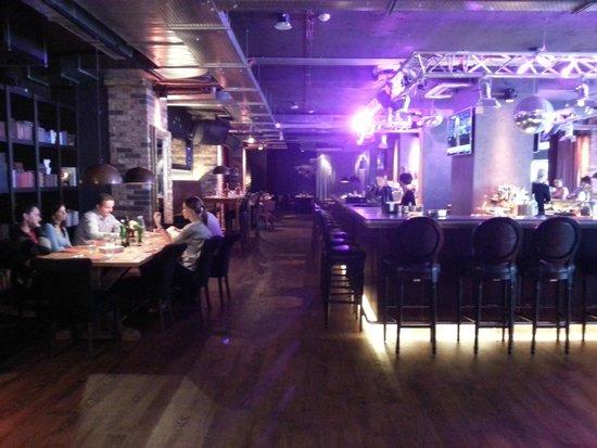 pentahotel Prague: Dining Area
