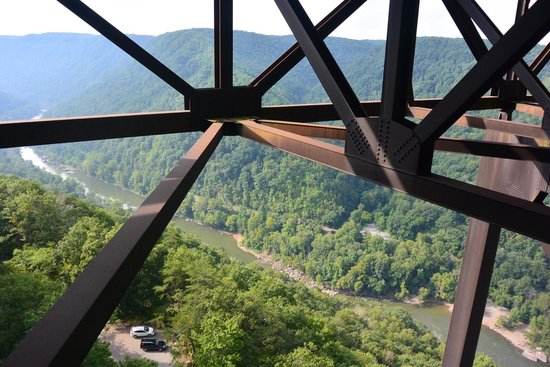 Bridge Walk- New River Gorge Bridge: Awesome experience!