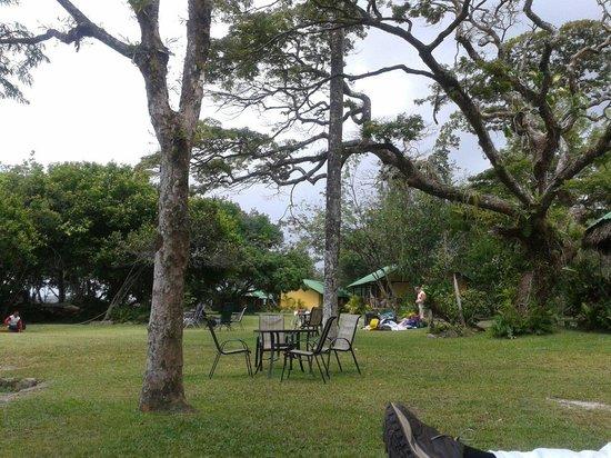 Jungle Rudy's Ucaima Camp: camp