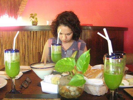 Explorean Kohunlich : restaurant