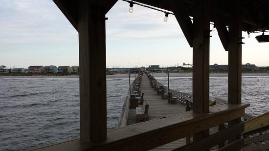 Peppertree Resort: nearby pier