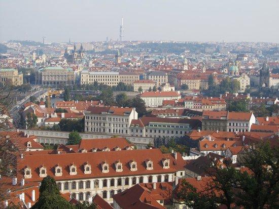 Château de Prague : view