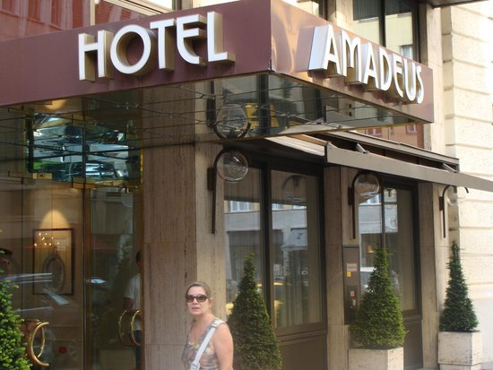 Hotel Amadeus: Hotel