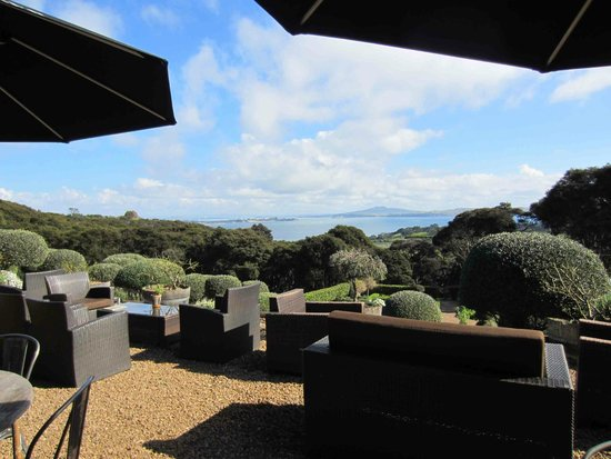 Mudbrick Vineyard & Restaurant : View from Tasting Room Terrace