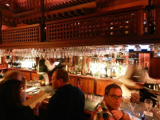 Shadowbrook: The Bar Scene