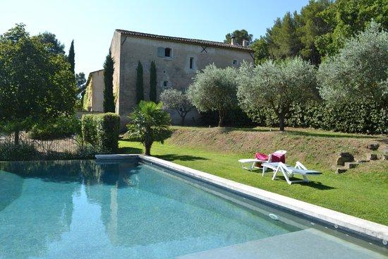 Domaine Faverot : Pool