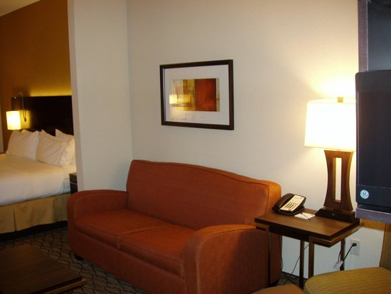 Holiday Inn Express and Suites Colorado Springs First and Main : Sitting Area