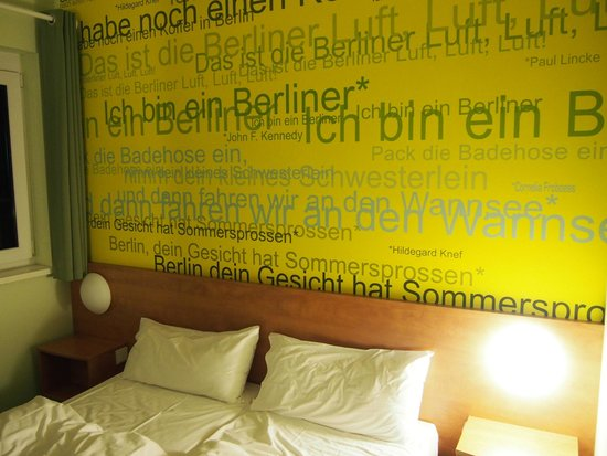 B&B Hotel Berlin-Airport: The room